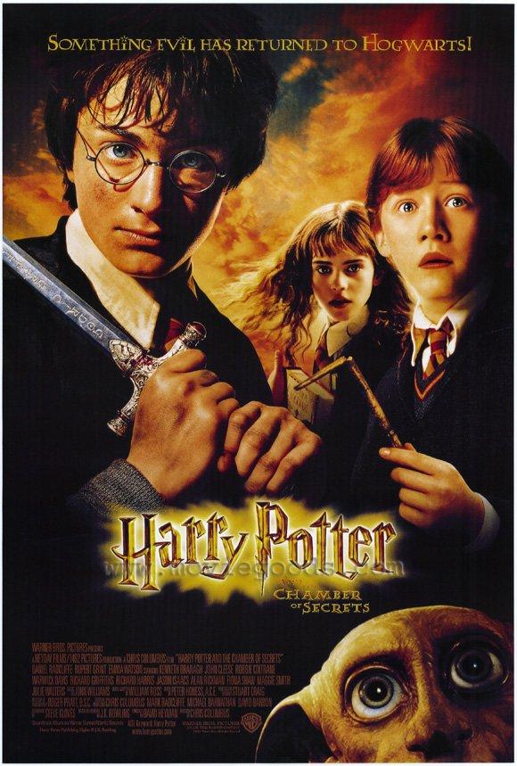 Chuckyg 39 s rewatchable movies 2002 - Harry potter chambre secrets streaming ...