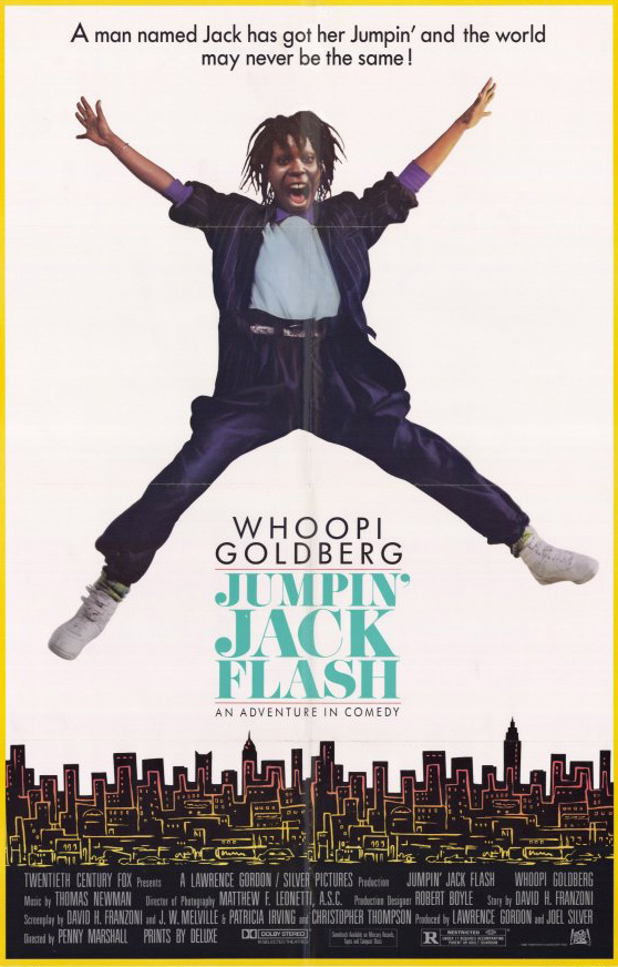 Jumpin Jack Jumpin' Jack Flash Movie