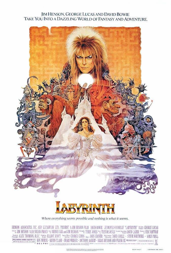 Labyrinth (1986) ( imdb ) Labyrinth 1986 Poster