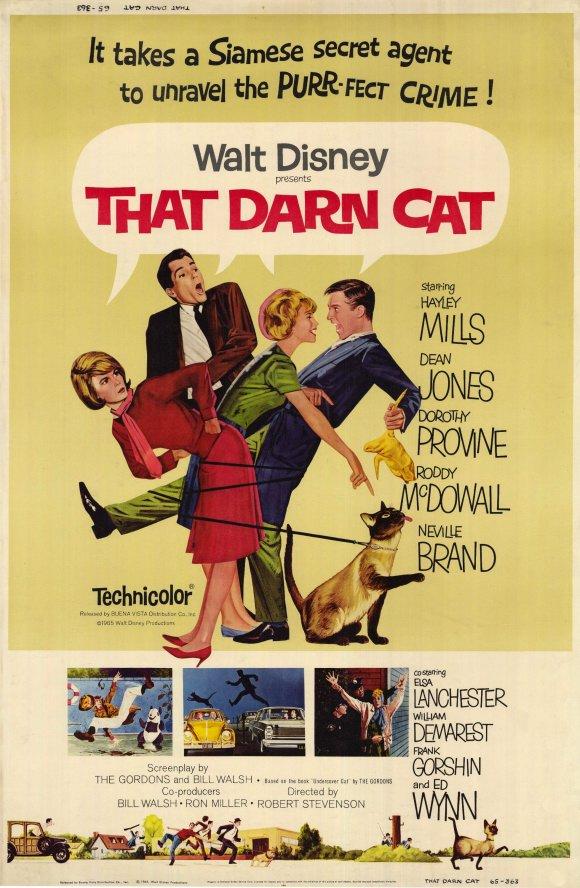 That Darn Cat Free Movie
