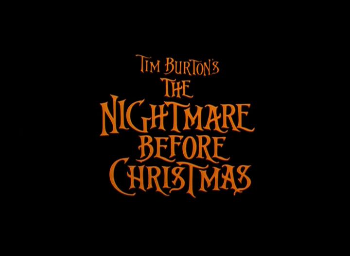 chuckygs rewatchable movies 1993 - Imdb Nightmare Before Christmas